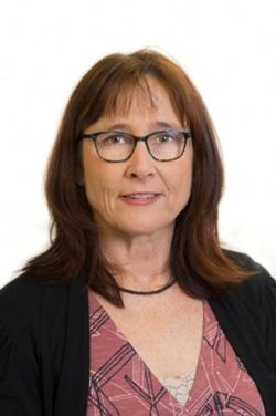 Nurse Carmel Bain